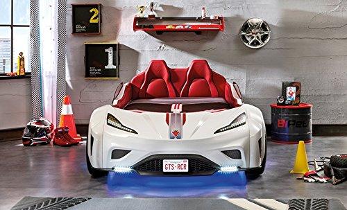 Letto A Forma Di Automobile : Dafnedesigncom letto a forma di auto misure h 80 x p 127 x l 230 per