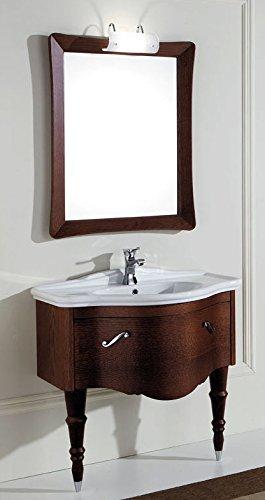 Dafnedesign.com - Mobile da bagno classico con lavabo con cassetti e ...