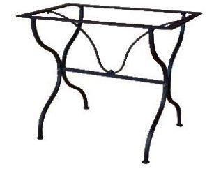 Tavolo Da Giardino 120 X 70.Dafnedesign Com Tavolo Da Giardino Con Piano Rettangolare 120 Cm X