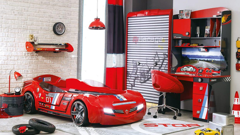 Letto a forma di automobile, nave o principessa? idee utili per la cameretta dei tuoi bambini…