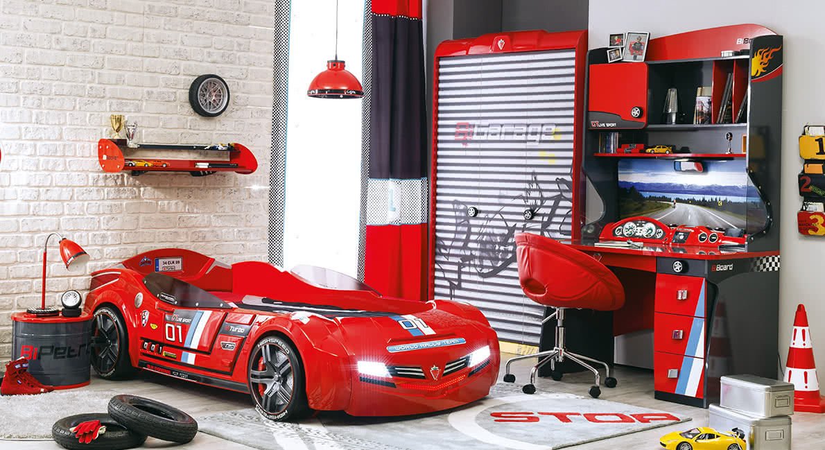Αυτοκίνητο κρεβάτι, πλοίο ή πριγκίπισσα; χρήσιμες ιδέες για το υπνοδωμάτιο των παιδιών σας ...