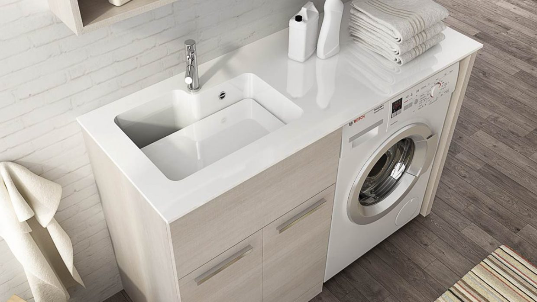 Come scegliere un mobile lavanderia su misura