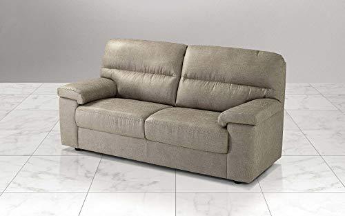 Dafnedesign Com Dreisitzer Sofa Stoffstruktur Farbe Sand