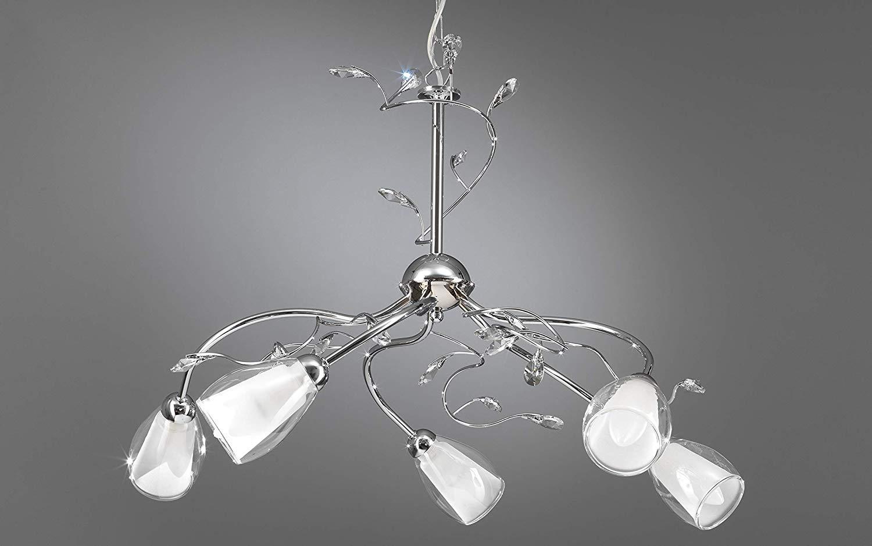 Plafoniera Con Lampada A Vista : Dafnedesign lampadario plafoniera da soffitto a luci