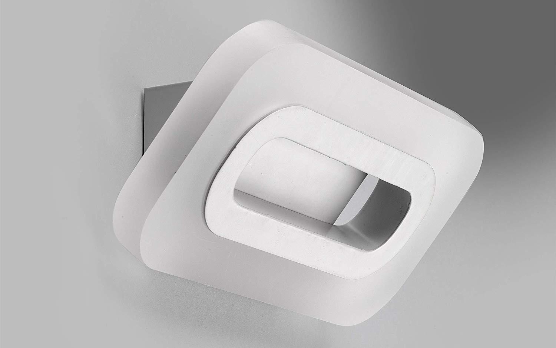 Dafnedesign applique di design con luci a led stile