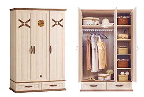 Legno Naturale Chiaro : Dafnedesign.com u2013 armadio 2 ante scorrevoli colore legno naturale