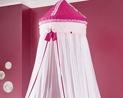 Camerette a tema arredamento online per la tua casa - Letto baldacchino bambina ...