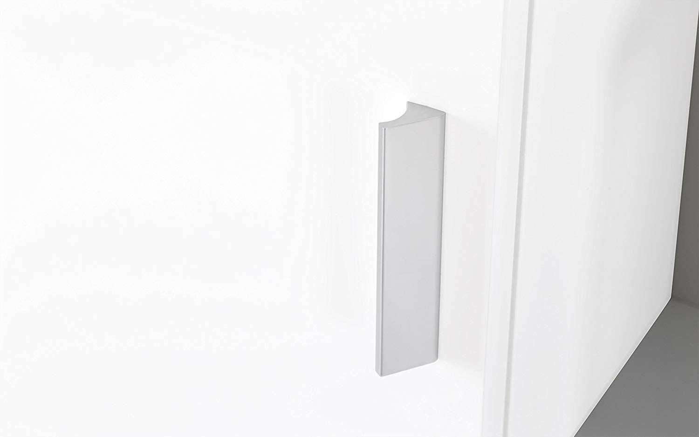 Dafnedesign.com colonna bagno bianco lucido colonna sospesa con