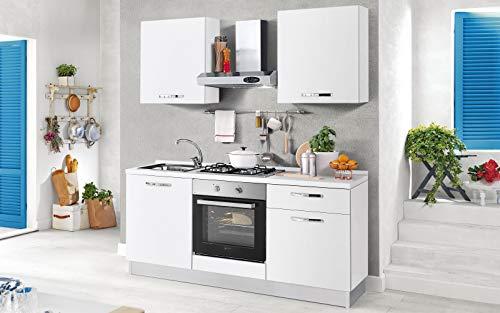 Dafnedesign.com - Kleine Küche - richtige Zusammensetzung cm. 180 x ...