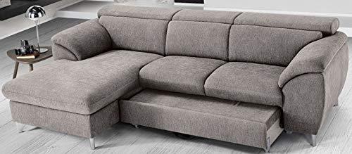 Dafnedesign.com - Divano letto angolare 3 posti letto con chaise a ...