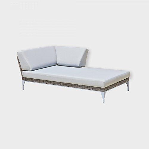 Dafnedesign.com – Lettino - divano da giardino – lato destro ...