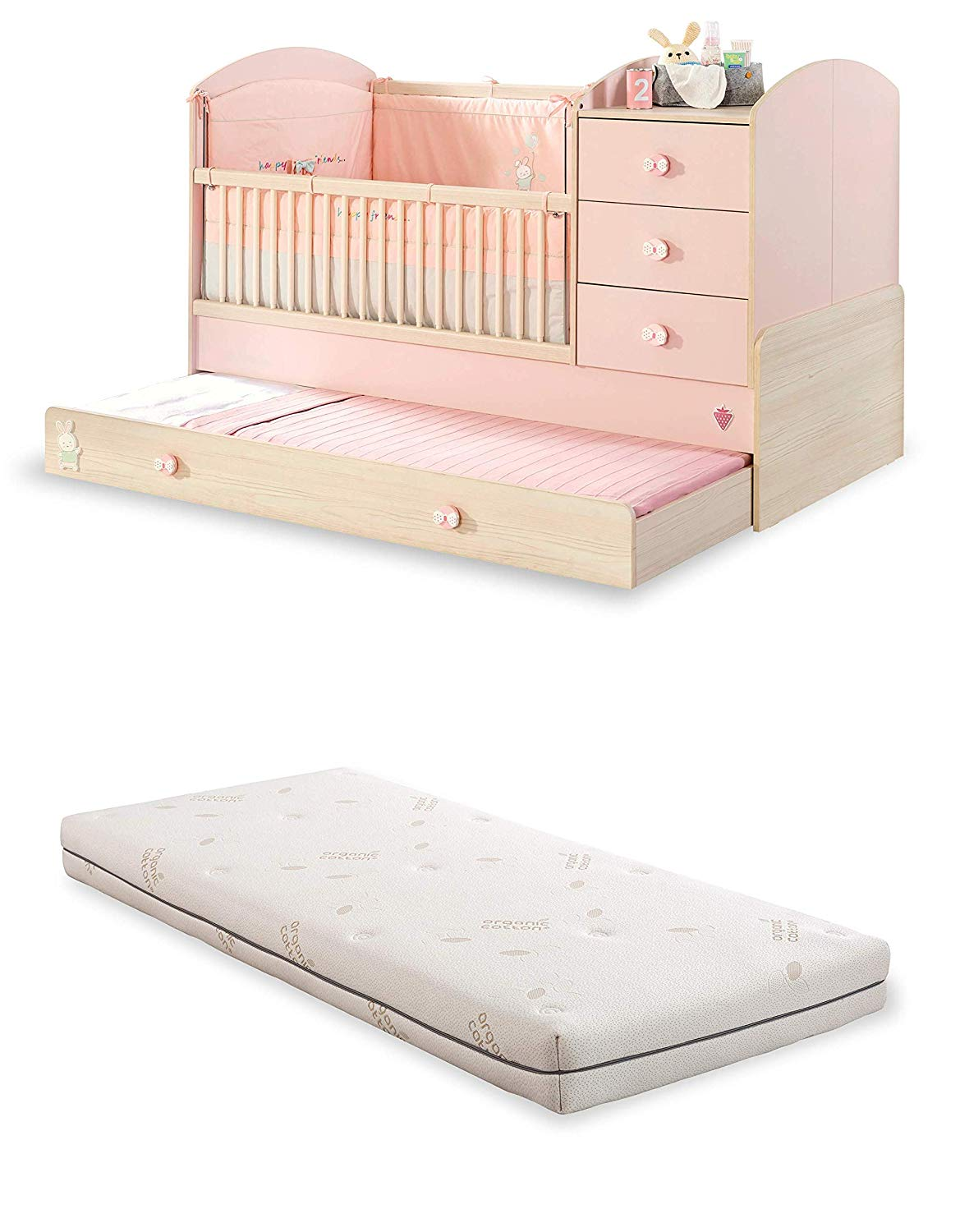 dafnedesign - baby bed for baby or girl's bedroom - a baby bed
