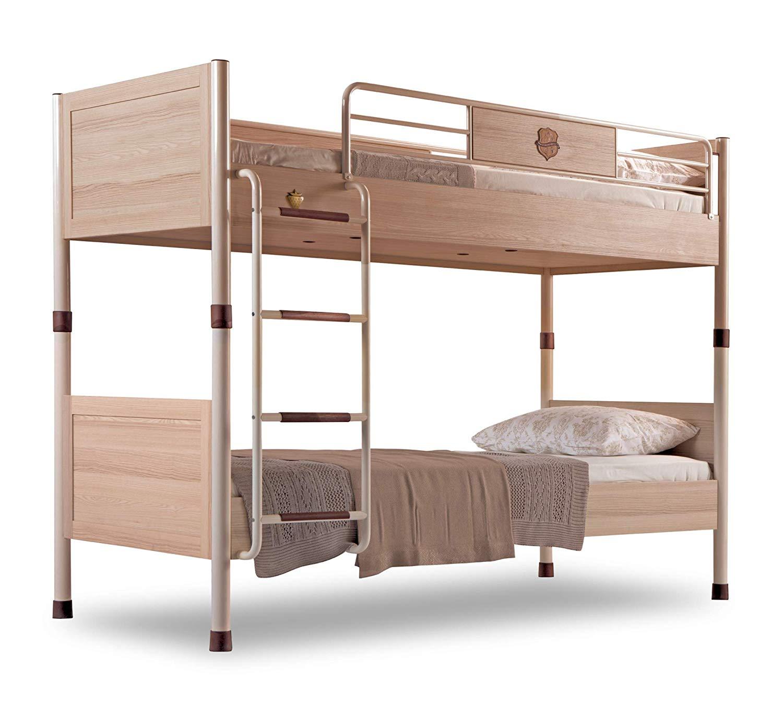 Letto a castello per cameretta da bambino o ragazzo si abbina ad una camera - Tende per letto a castello ...