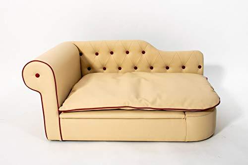Dafnedesign Com Cama Sofa Para Perro O Gato 95x56 H 45 Cm