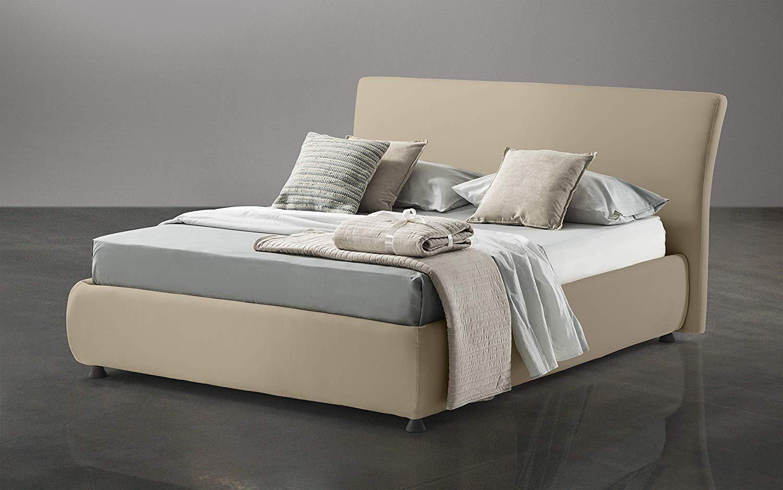 Testiera Letto Con Contenitore : Testiera letto con contenitore letto matrimoniale in legno con