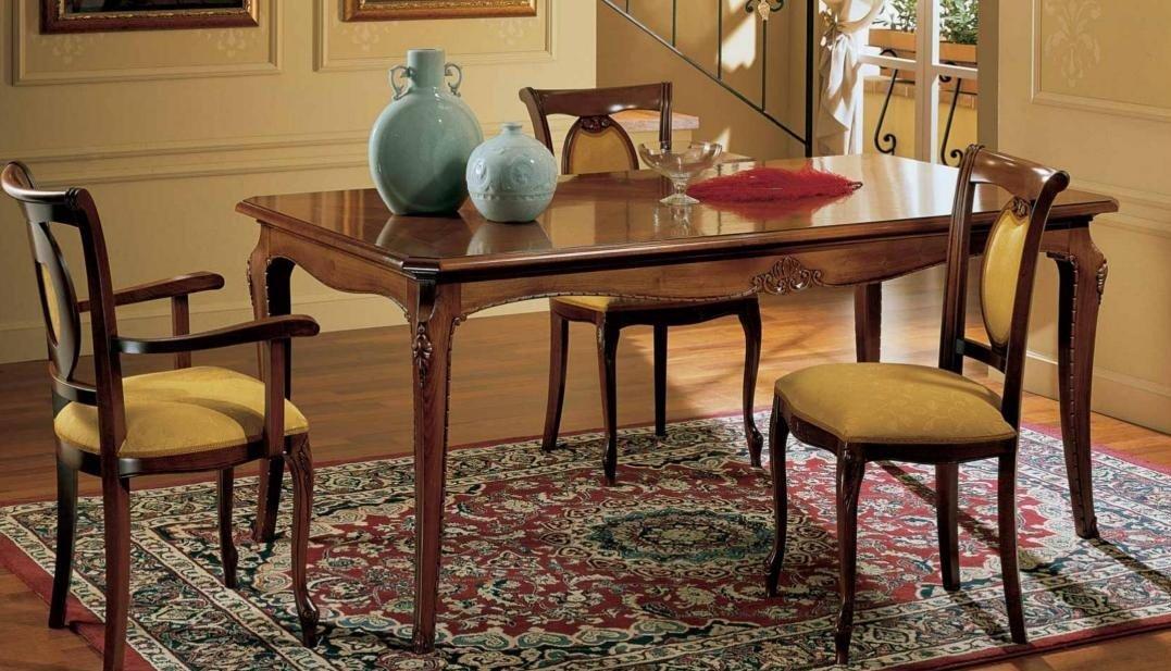 Dafnedesign.com – Tavolo rettangolare allungabile da soggiorno e ...
