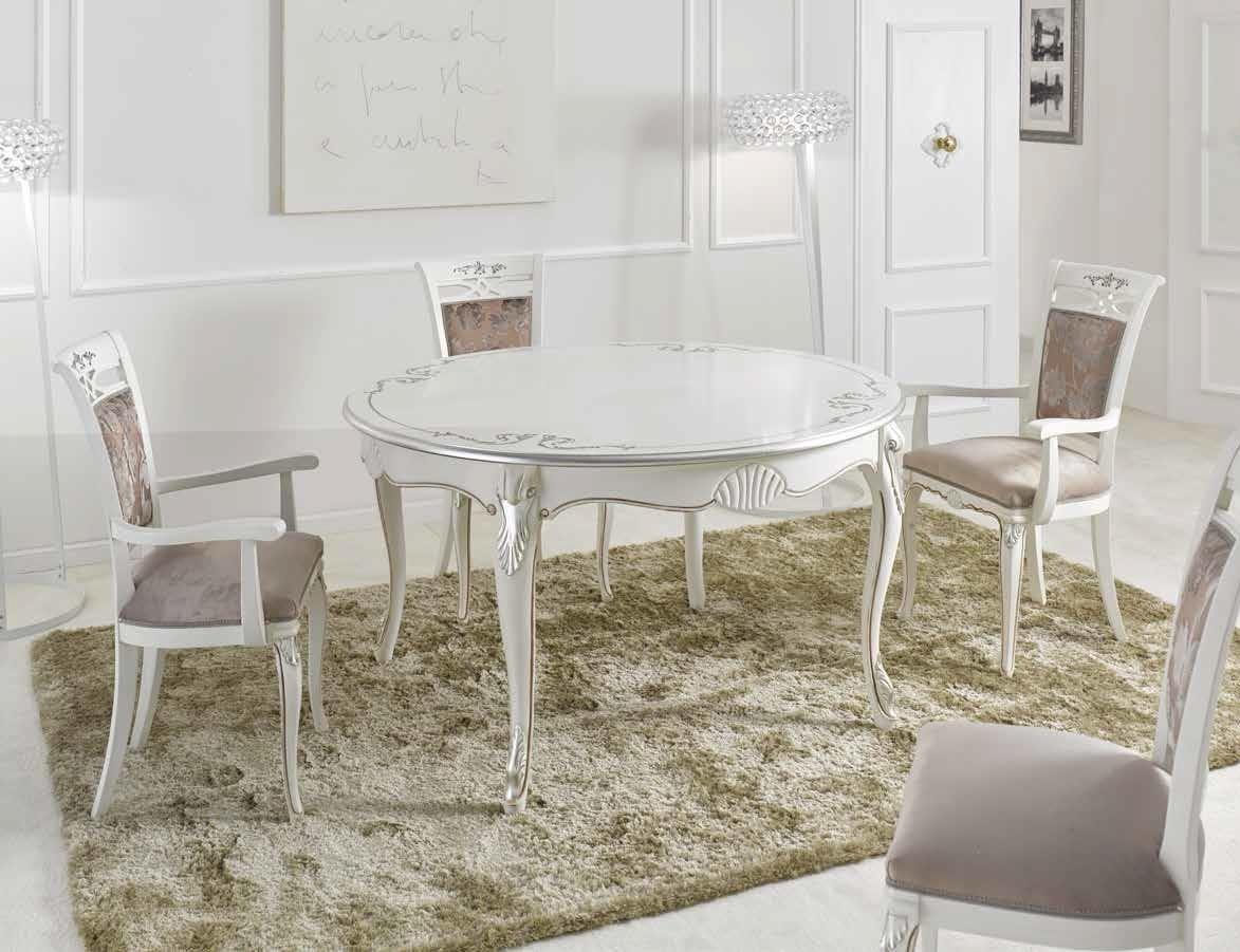 Dafnedesign.com – Tavolo rotondo da soggiorno e sala da pranzo ...