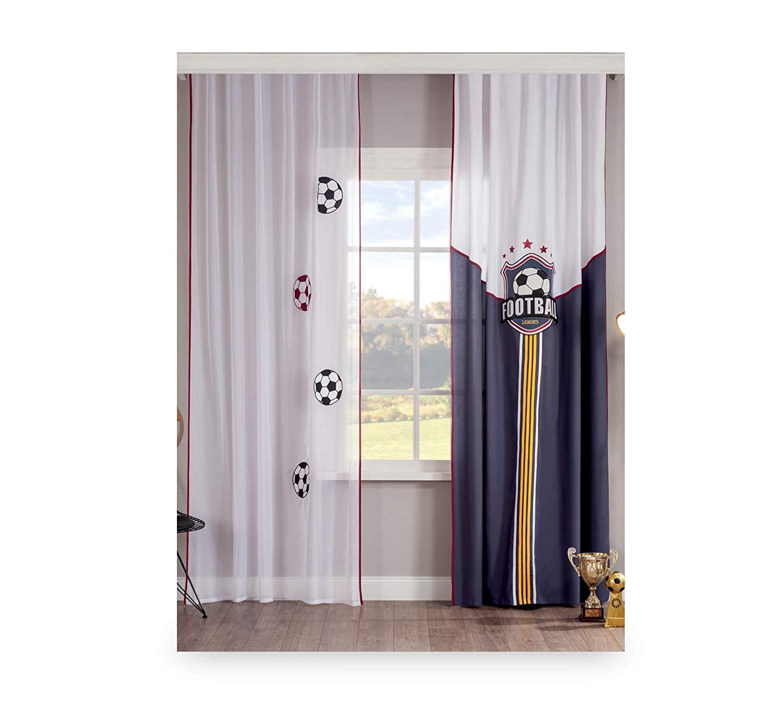 dafnedesigncom tent jongens of slaapkamer voor kinderen een tent met twee valpartijen versierd met voetballen tent afmetingen breedte hoogte cm