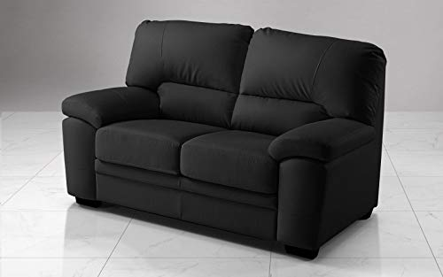 Dafnedesign Com Two Seater Sofa Color Black Material