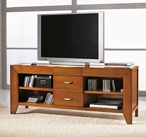 Dafnedesign.com - n. 1 Base Hi-fi TV stand, two drawers, four ...