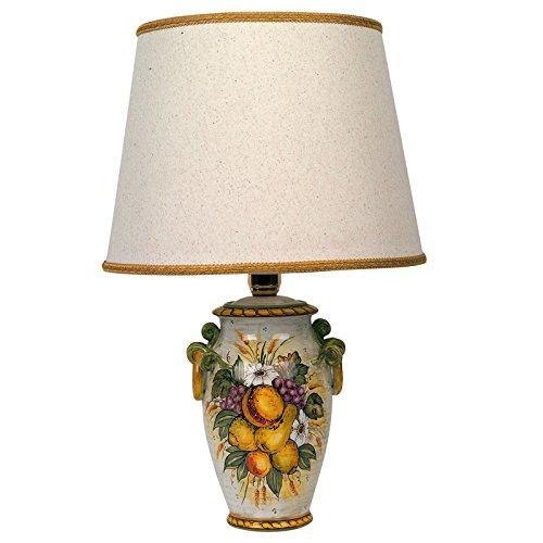 lampada con paralume da salotto, da tavolo, da studio, da comodino ... - Incanto Arredo Bagno